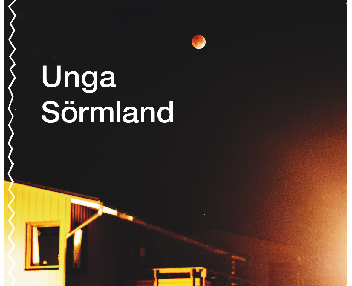 Omslag Unga Sörmland
