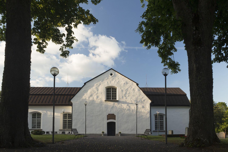 Östra Vingåkers kyrka. Foto: Oksana Verkhola